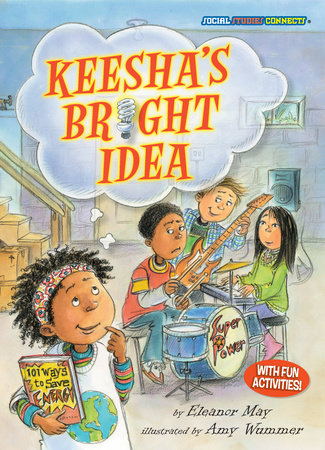 Keesha's Bright Idea