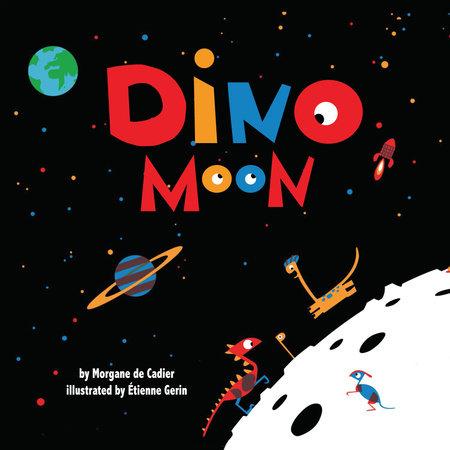 Dino Moon by Morgane De Cadier