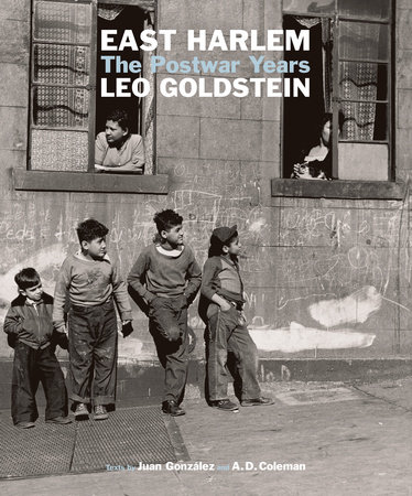 East Harlem by Leo Goldstein