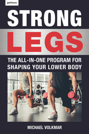 Strong Legs by Michael Volkmar