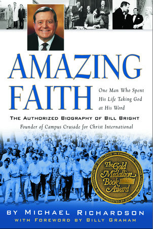 Amazing Faith by Michael Richardson