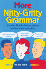 More Nitty-Gritty Grammar