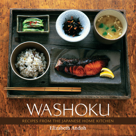 Washoku by Elizabeth Andoh