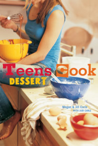 Teens Cook Dessert