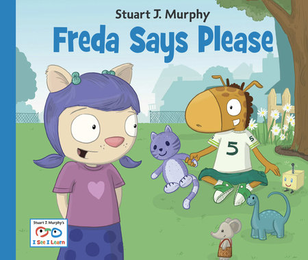 Freda Says Please by Stuart J. Murphy (Author)