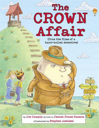 The Crown Affair by Jeanie Franz Ransom