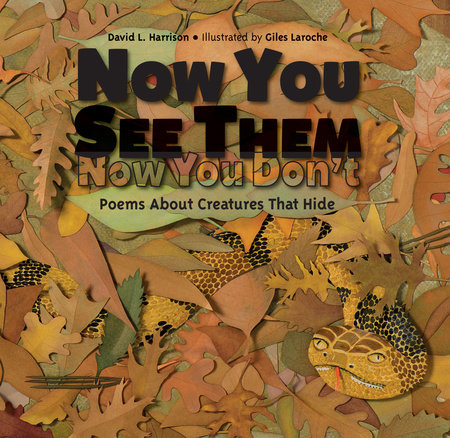 Now You See Them, Now You Don't by David L. Harrison