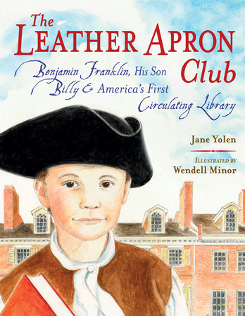 The Leather Apron Club by Jane Yolen
