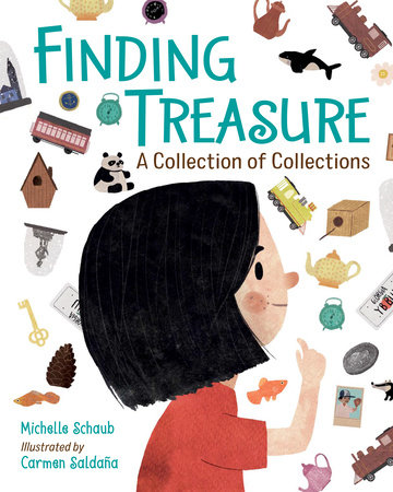 Finding Treasure by Michelle Schaub