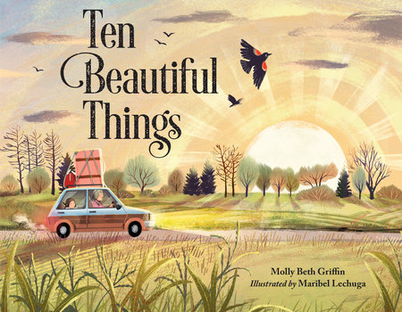 Ten Beautiful Things by Molly Beth Griffin