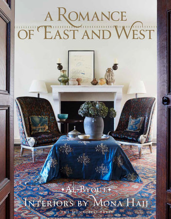 A Romance of East and West by Mona Hajj