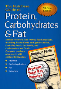The NutriBase Guide to Protein, Carbohydrates & Fat