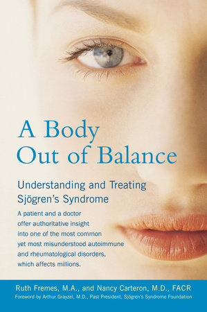 A Body Out of Balance by Nancy Carteron and Ruth Fremes