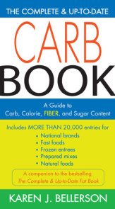 The Complete and Up-to-Date Carb Book