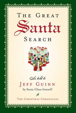 The Great Santa Search by Jeff Guinn