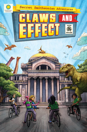 Claws and Effect by Chris Kientz, Steve Hockensmith, and Lee Nielsen