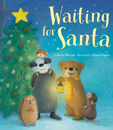 Waiting for Santa by Steve Metzger