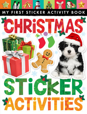 Christmas Sticker Activities by Tiger Tales