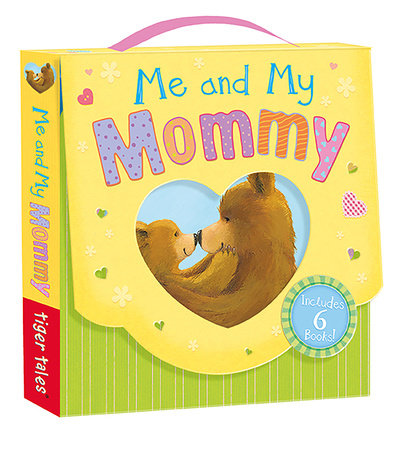 Me and My Mommy by David Bedford, Gillian Lobel, Claire Freedman, Christine Leeson and Gill Lewis