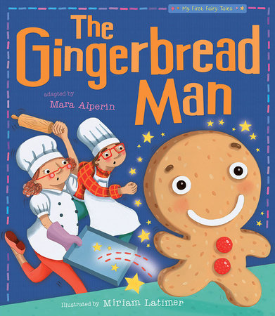 The Gingerbread Man by Tiger Tales
