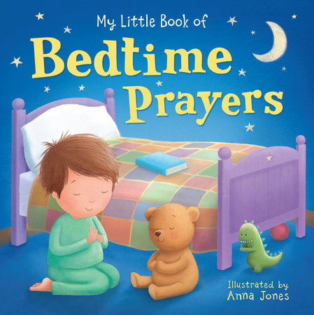 My Little Book of Bedtime Prayers by Tiger Tales