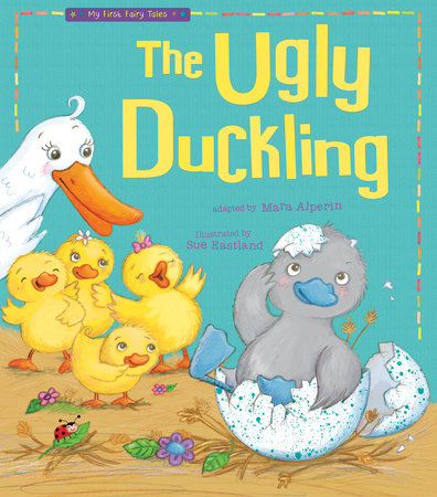 The Ugly Duckling by Tiger Tales
