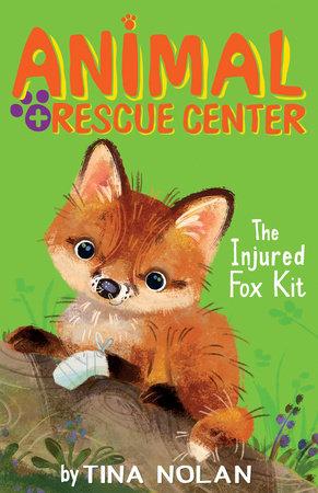 The Injured Fox Kit by Tina Nolan