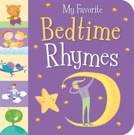 My Favorite Bedtime Rhymes by Tiger Tales