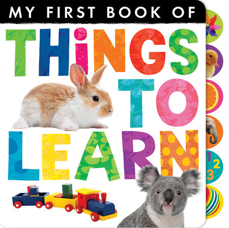Things to Learn by Tiger Tales