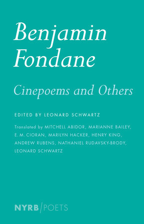 Cinepoems and Others by Benjamin Fondane