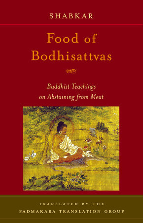 Food of Bodhisattvas by Shabkar Tsogdruk Rangdrol
