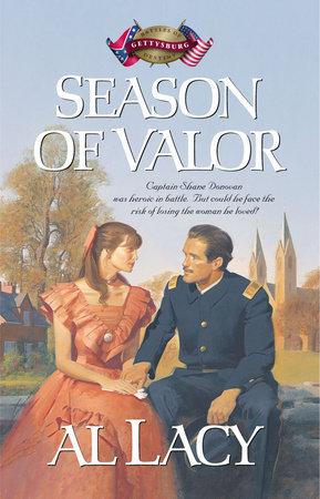 Season of Valor by Al Lacy