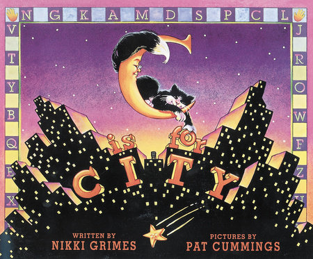 C is for City by Nikki Grimes