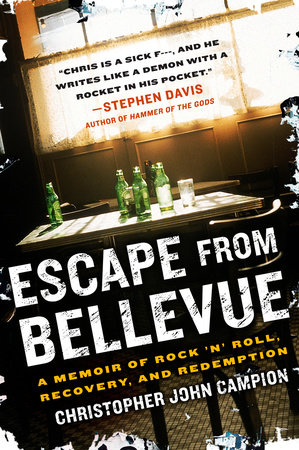 Escape from Bellevue by Christopher John Campion