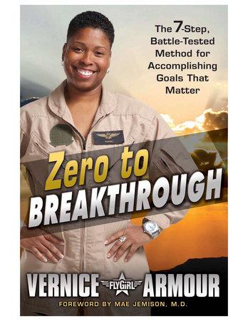 Zero to Breakthrough by Vernice Armour