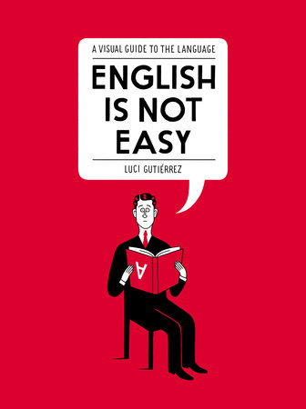 English Is Not Easy by Luci Gutiérrez