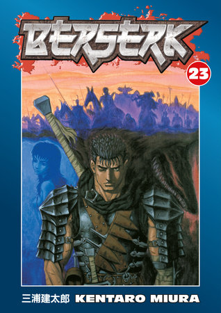Berserk Volume 23 by Kentaro Miura