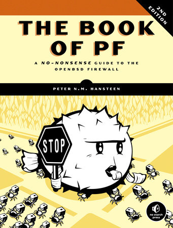 The Book of PF, 2nd Edition by Peter N.M. Hansteen
