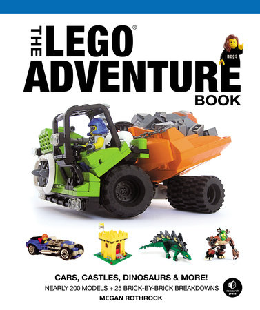 The LEGO Adventure Book, Vol. 1 by Megan H. Rothrock