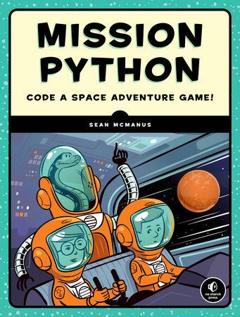 Mission Python by Sean McManus