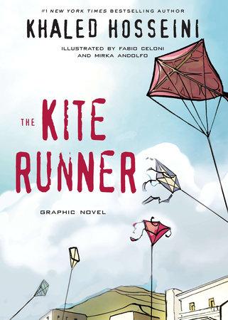 The Kite Runner Graphic Novel by Khaled Hosseini