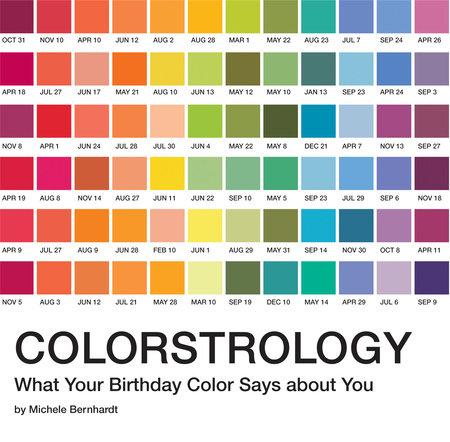 Colorstrology by Michele Bernhardt