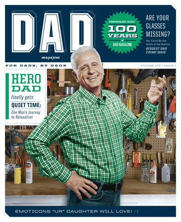 Dad Magazine by Jaya Saxena and Matt Lubchansky