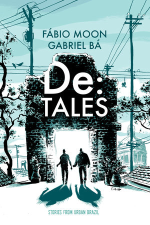 De: Tales - Stories from Urban Brazil by Dark Horse Comics