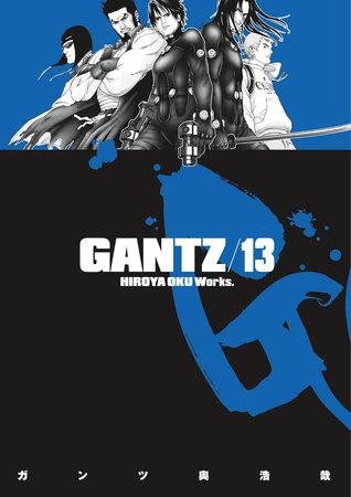Gantz Volume 13 by Hiroya Oku
