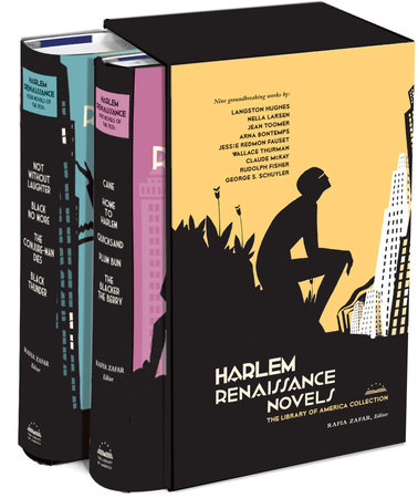 Harlem Renaissance Novels: the Library of America Collection by