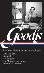 David Goodis: Five Noir Novels of the 1940s & 50s (LOA #225)