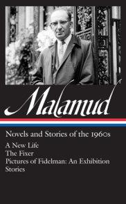 Bernard Malamud: Novels & Stories of the 1960s (LOA #249)