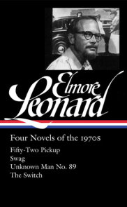 Elmore Leonard: Four Novels of the 1970s (LOA #255)