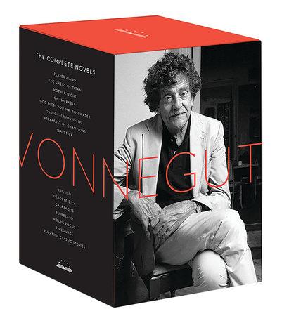 Kurt Vonnegut: The Complete Novels by Kurt Vonnegut